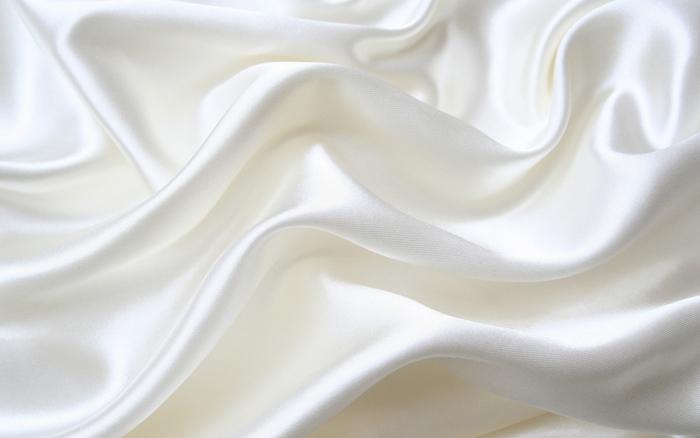 текстура шелковой ткани