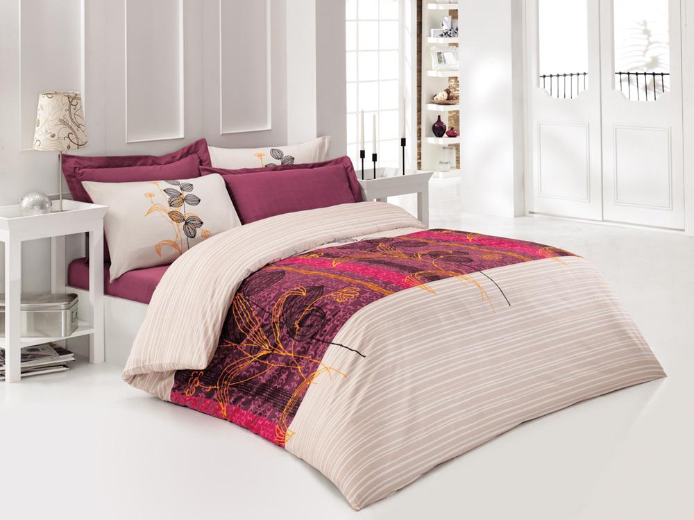 Преимущества использования постельного белья из поплина