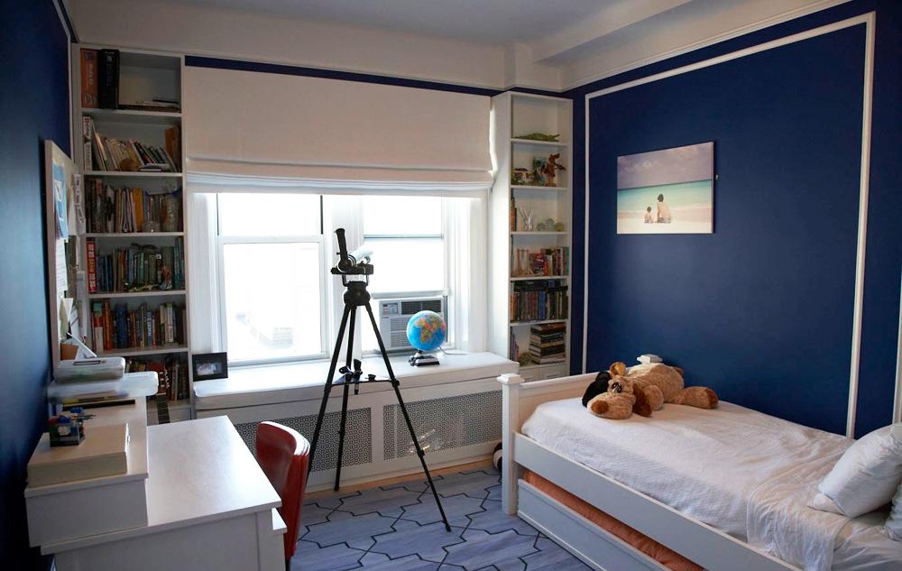 Шторы для детской комнаты мальчика фото 1