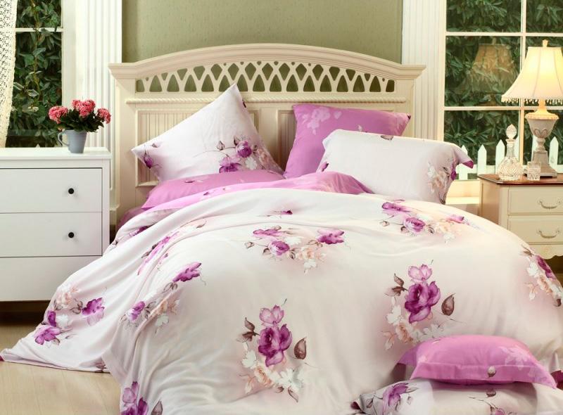 Тенсель постельное белье фото 9