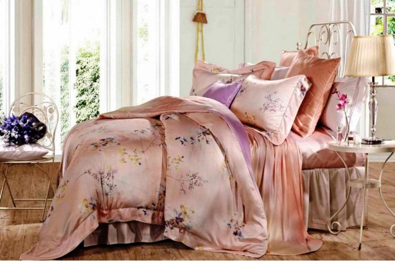 Тенсель постельное белье фото 8