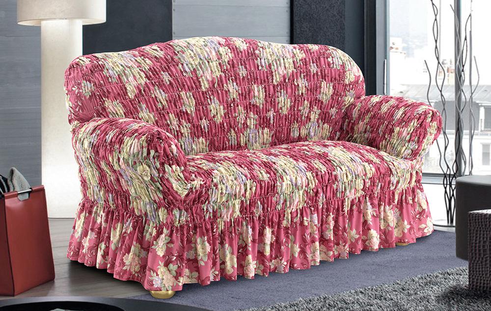 Покрывало на диван и кресла фото №2