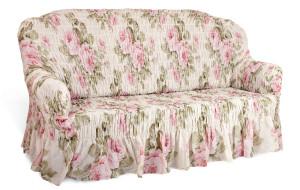 Покрывало на диван и кресла фото №4