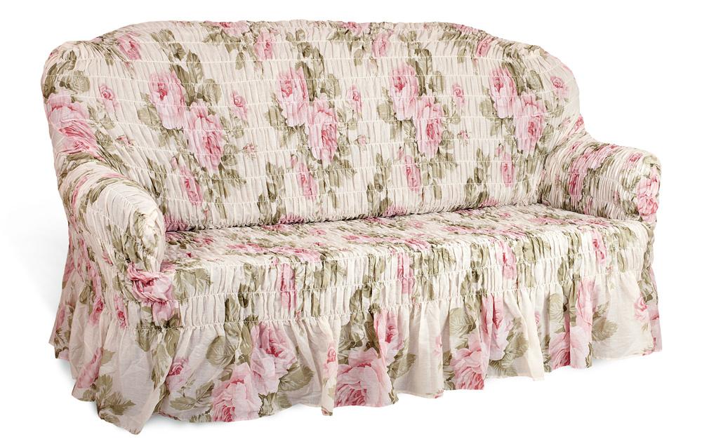 10 красивых покрывал на угловой диван и кресла фото