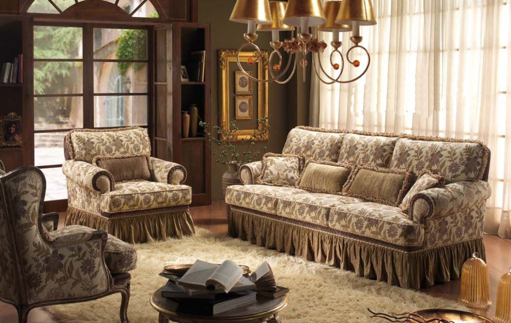 Покрывало на диван и кресла фото №5