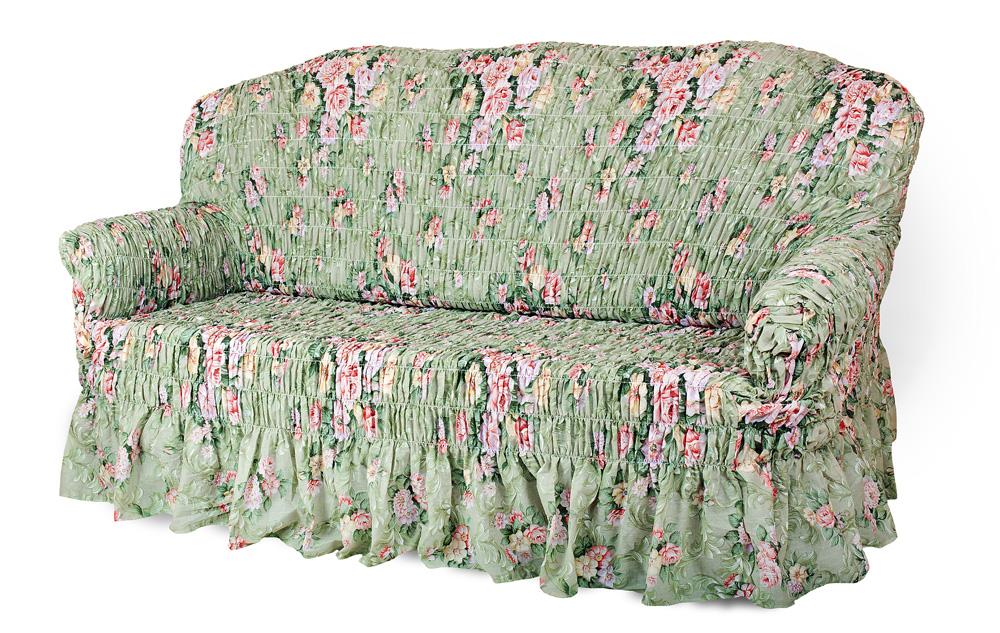Покрывало на диван и кресла фото №8