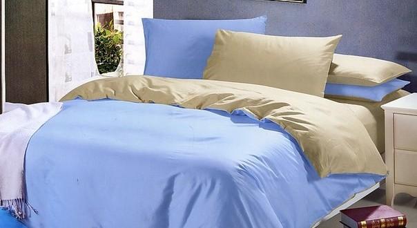 Комплект сатинового постельного белья
