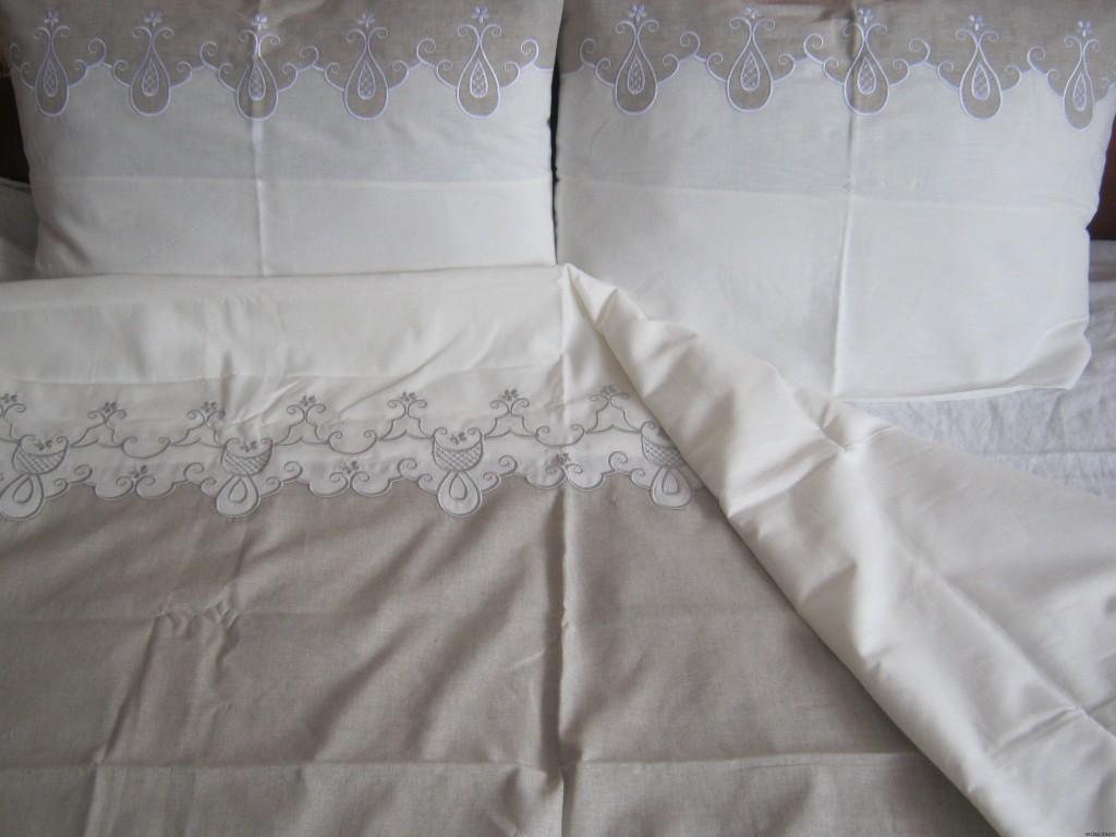 Постельное белье изо льна фото 2