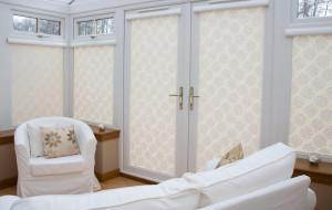 Рулонные шторы на пластиковые окна фото №4