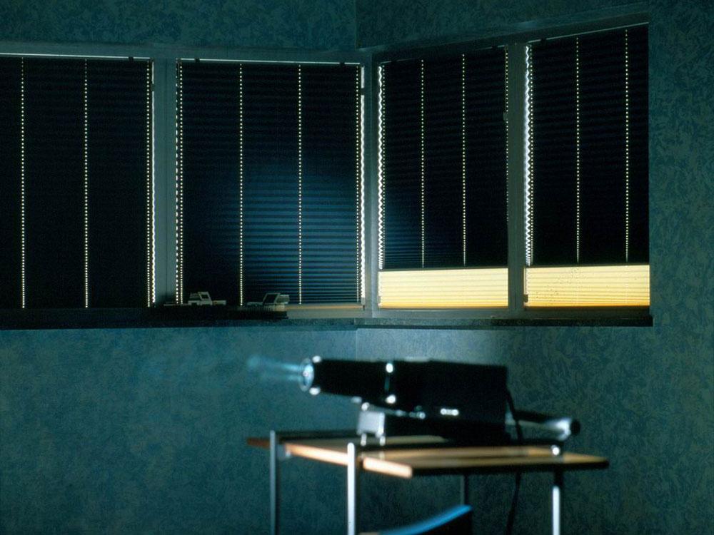 Плиссе шторы блэкаут фото 8