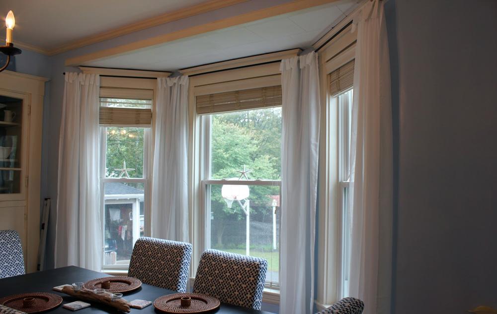 Шторы на пластиковые окна фото №2