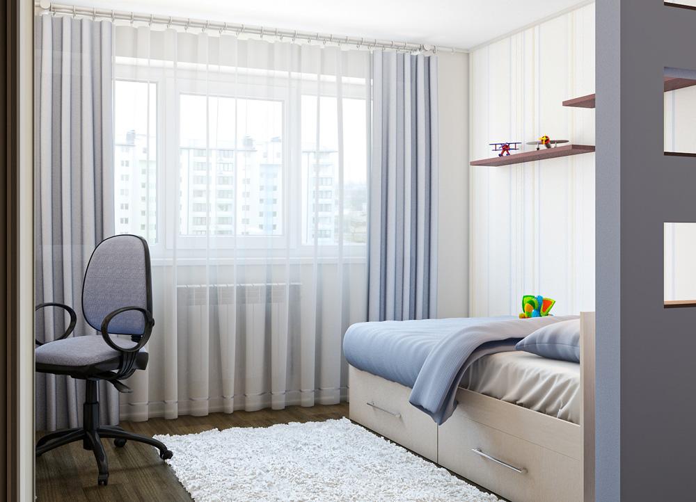 Шторы для детской комнаты мальчика фото 18