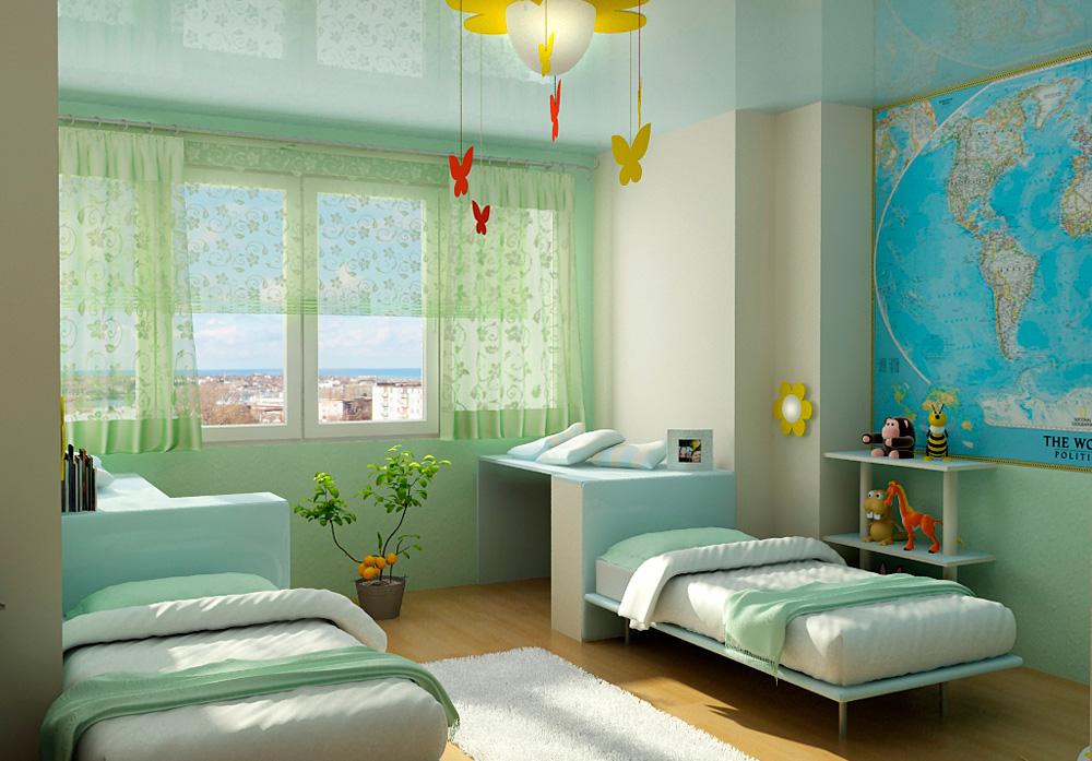 Шторы для детской комнаты мальчика фото 19