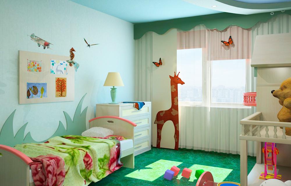 Шторы для детской комнаты мальчика фото 6