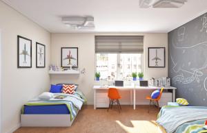 Шторы для детской комнаты мальчика фото 9