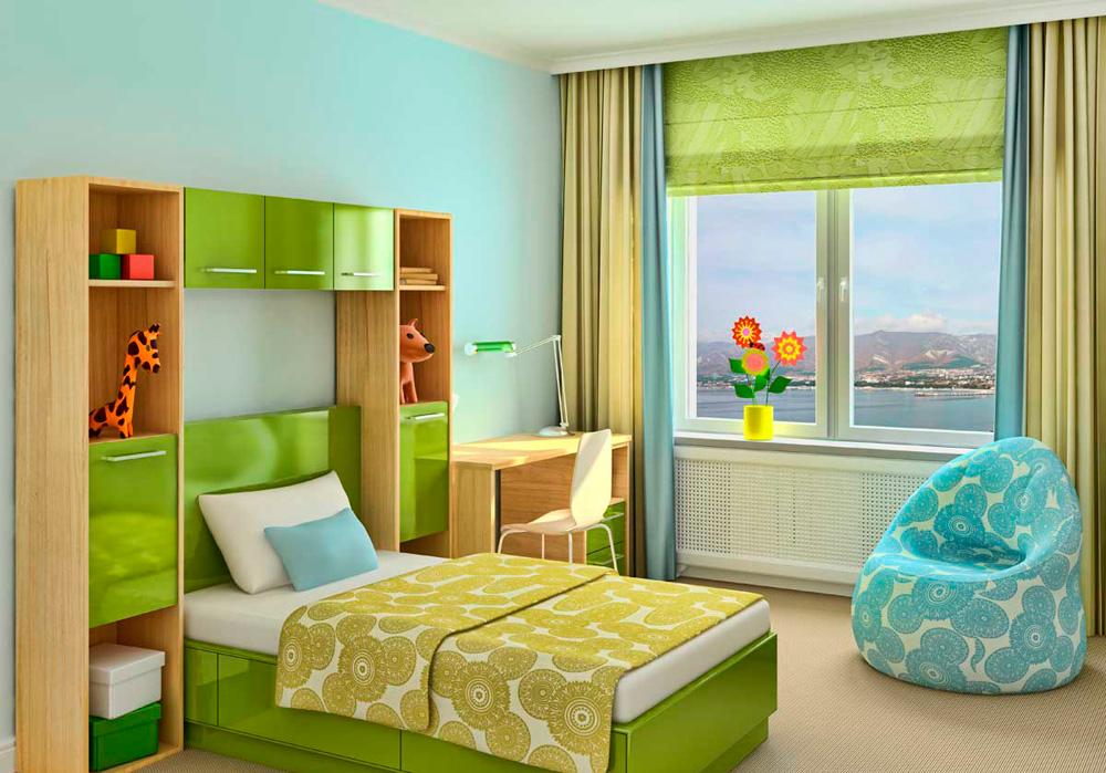 Шторы для детской комнаты мальчика фото 10