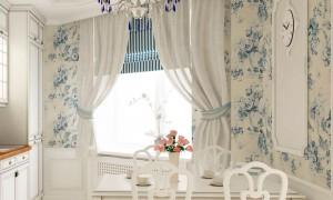 шторы-для-кухни-прованс