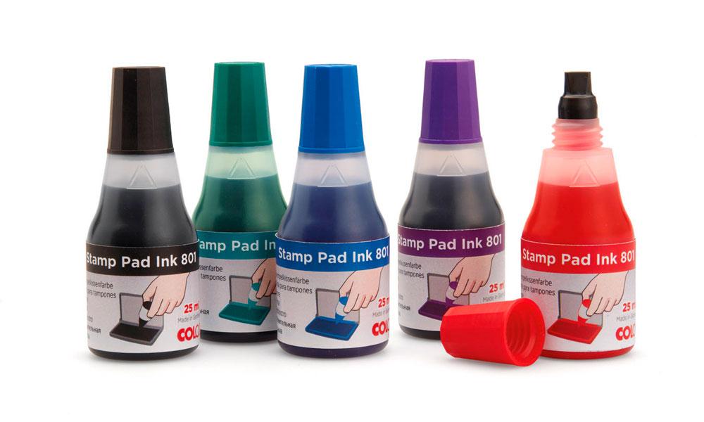 штемпельные краски для ткани
