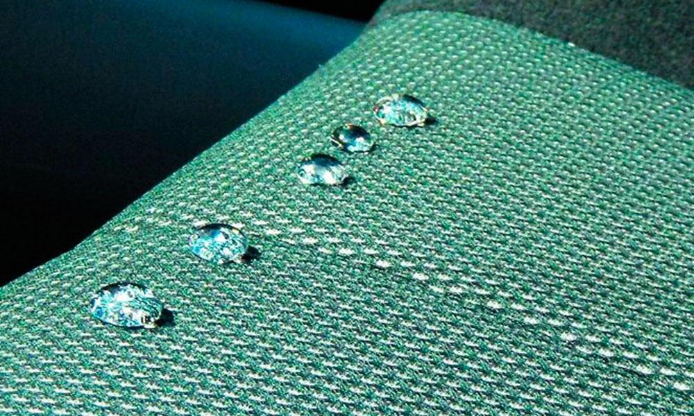 водоотталкивающая пропитка для ткани кресла авто