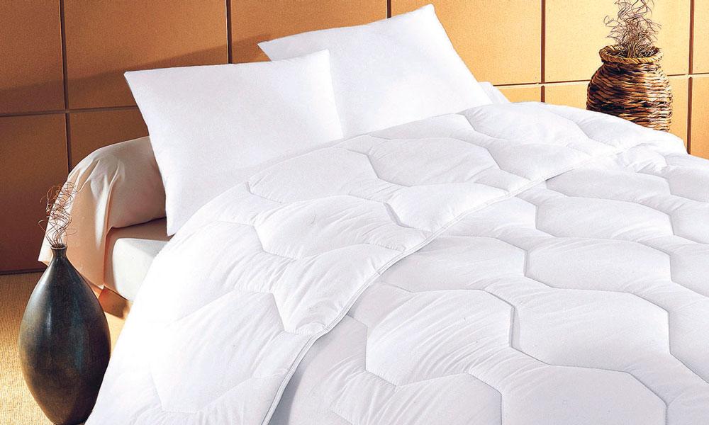 Подушки и одеяла из лиоцелла