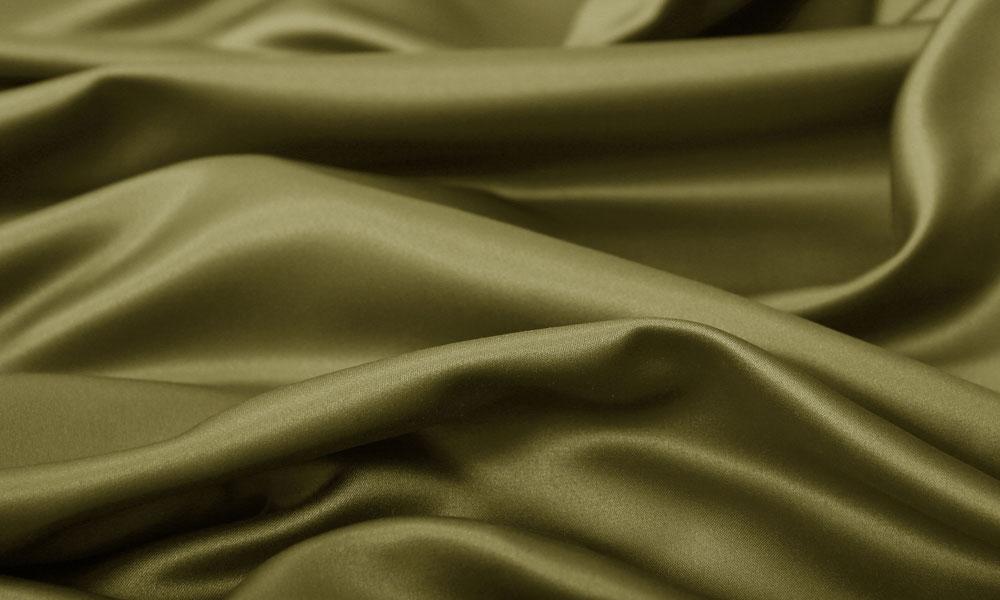Характеристики ткани сатен