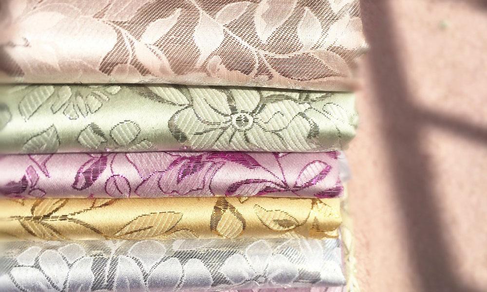Портьерная ткань из терилена - лавсана